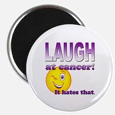 Laugh at Cancer Magnet