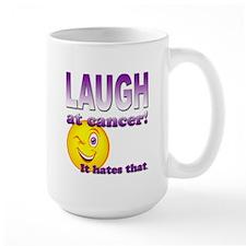 Laugh at Cancer Mug