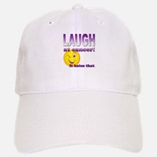 Laugh at Cancer Baseball Baseball Cap