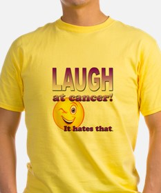 Laugh at Cancer T