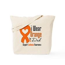 Leukemia Dad Tote Bag