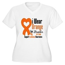 Leukemia Brother-in-Law T-Shirt