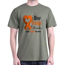 Leukemia Brother T-Shirt