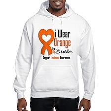 Leukemia Brother Hoodie