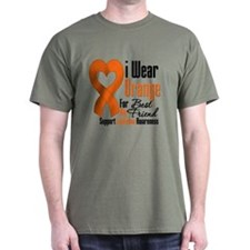 Leukemia Best Friend T-Shirt