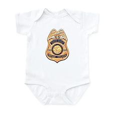 Refuge Officer Infant Bodysuit