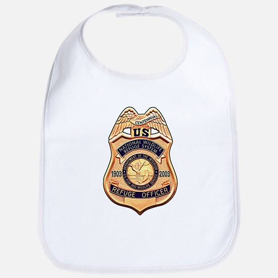 Refuge Officer Bib