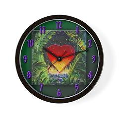 Survivor of Love Wall Clock