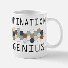 World Domination Genius Mug
