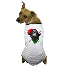 Warrior Skull Dog T-Shirt