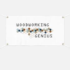 Woodworking Genius Banner