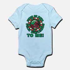 Feliz Cumpleanos 5 May to Me Infant Bodysuit