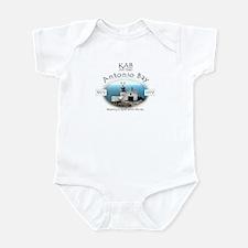 KAB Radio Antonio Bay Infant Bodysuit