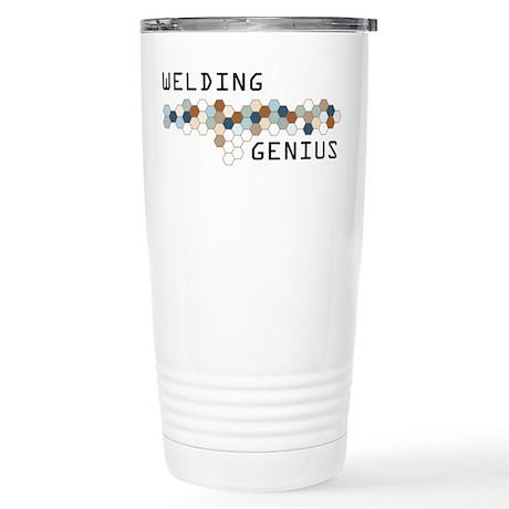 Welding Genius Stainless Steel Travel Mug