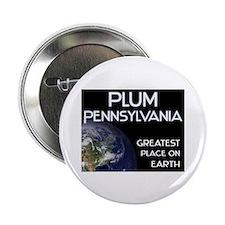 """plum pennsylvania - greatest place on earth 2.25"""""""