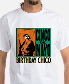 Cinco de Mayo Birthday Chico Shirt