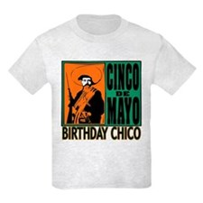 Cinco de Mayo Birthday Chico T-Shirt