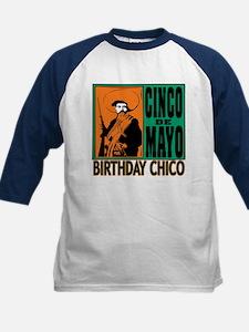 Cinco de Mayo Birthday Chico Tee