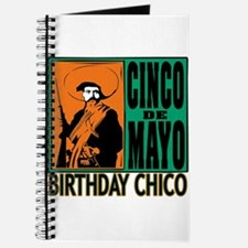 Cinco de Mayo Birthday Chico Journal