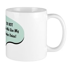 Roofer Voice Mug