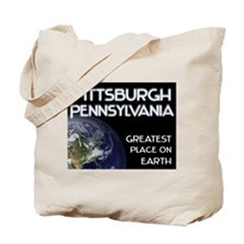pittsburgh pennsylvania - greatest place on earth