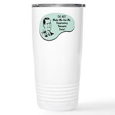 Respiratory Therapist Voice Travel Mug
