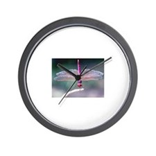 Dragonfly photo Wall Clock