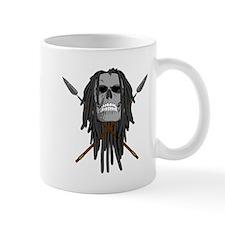 Skull and Spears Mug