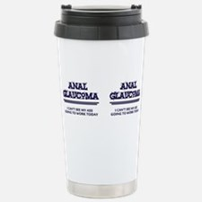 Anal Glaucoma Travel Mug