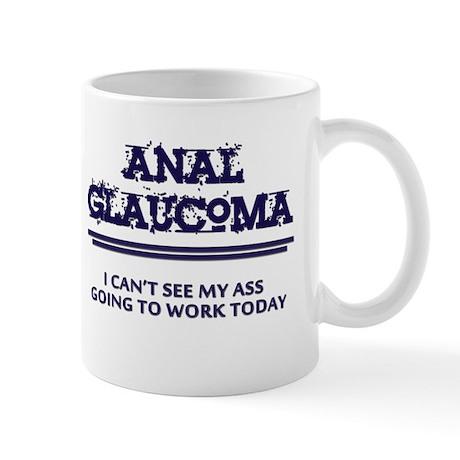 anal glocoma