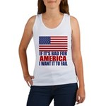 I want it to fail Women's Tank Top