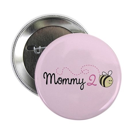 "Mommy To Bee 2.25"" Button"