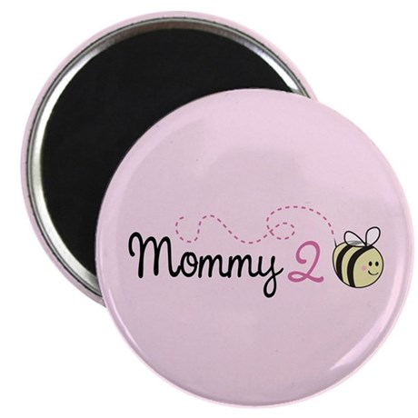 "Mommy To Bee 2.25"" Magnet (10 pack)"