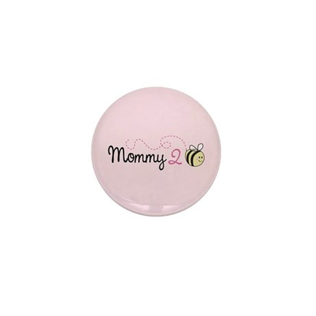 Mommy To Bee Mini Button (10 pack)