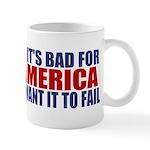 I want it to fail Mug