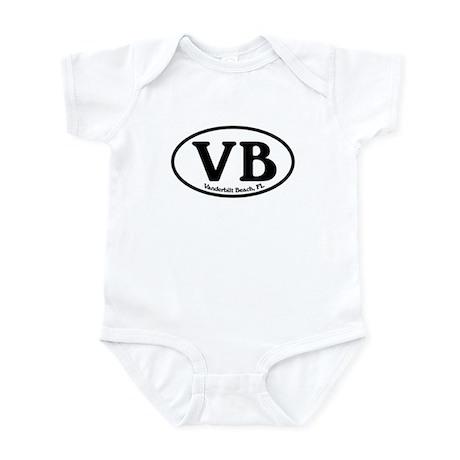 VB Vanderbilt Beach Oval Infant Bodysuit
