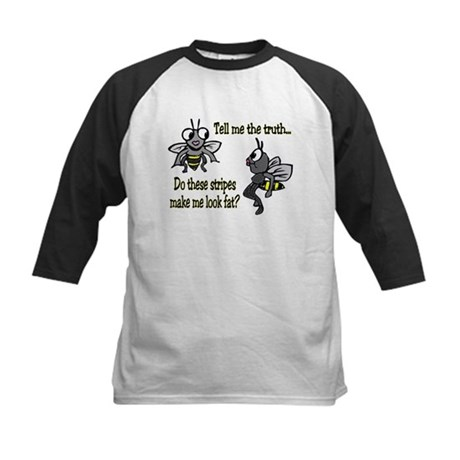 Tell Me The Truth! Kids Baseball Jersey
