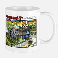 """Homegrown Solutions"" Mug"