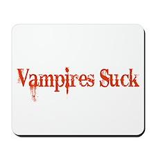Vampires Suck Mousepad