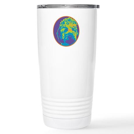 Labradoodle - Stainless Steel Travel Mug