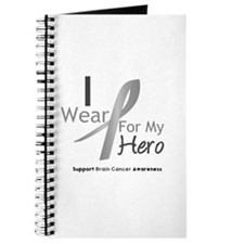 Gray Ribbon Hero Journal