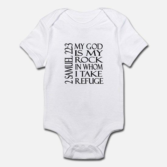 My Rock Infant Bodysuit