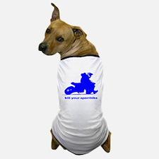 yamaha blue kill your sportbi Dog T-Shirt