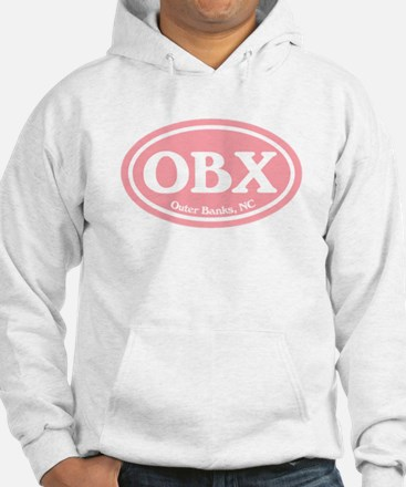 OBX Pink Outer Banks Hoodie