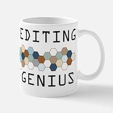 Video Editing Genius Mug