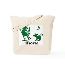 iRock-Original Grampy Tote Bag