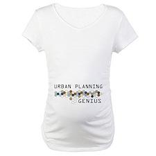 Urban Planning Genius Shirt