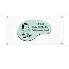 QA Engineer Voice Banner