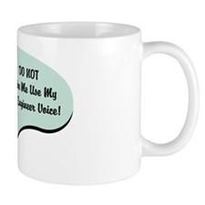 QA Engineer Voice Mug