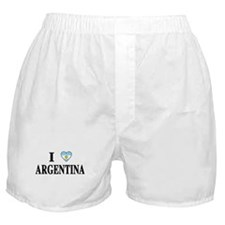 I Heart Argentina Boxer Shorts